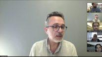 DÜSAM Öteki Buluşmalar'ın Konuğu Akademisyen Ahmet Gürata'ydı